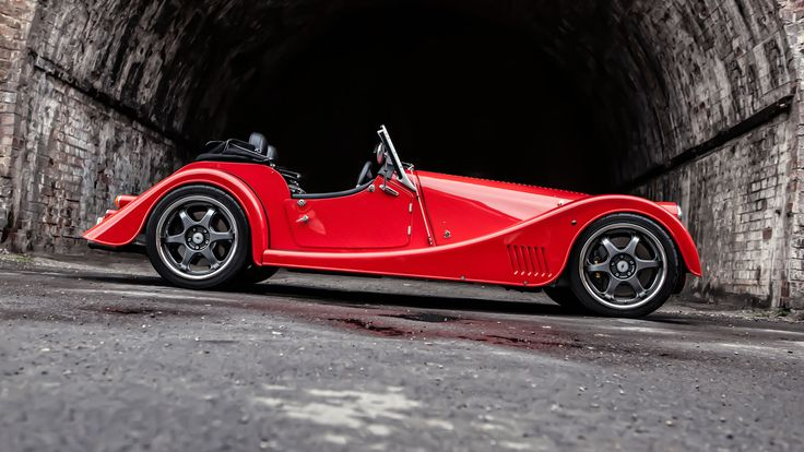 The Morgan Plus 8 Speedster
