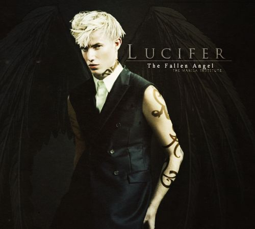 The Shadowhunters as the Archangels: Jonathan Morgenstern