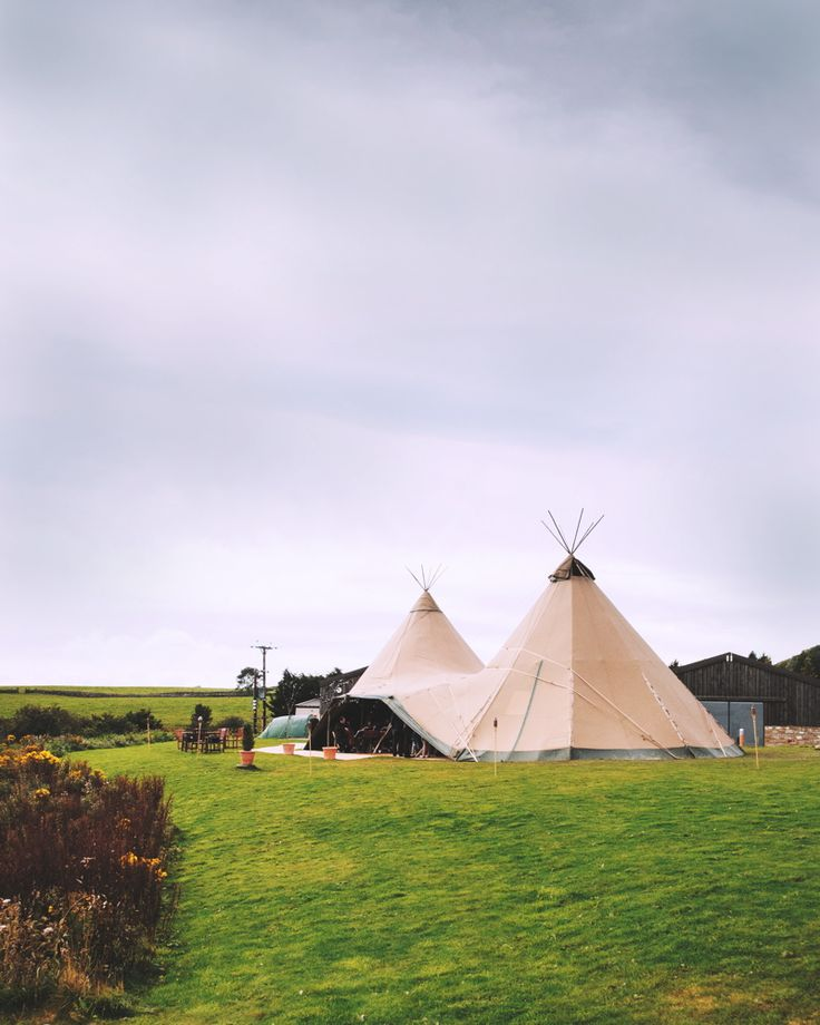 Weddings at Natural Retreats Yorkshire Dales