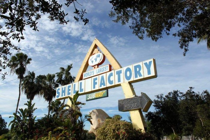 The Shell Factory may be removed from some of Florida's more popular attractions, but its size and appeal are far from modest.
