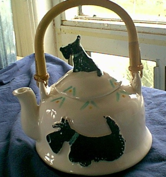 Image Detail for - Delightfully handcrafted and fully functional teapot
