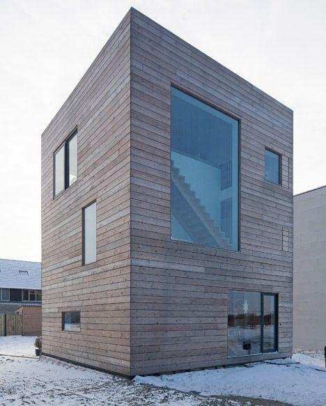 die besten 25 cube haus ideen auf pinterest haus. Black Bedroom Furniture Sets. Home Design Ideas