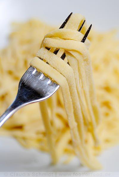 Strinkgozzi - selbst gemachte Pasta/ Homemade pasta