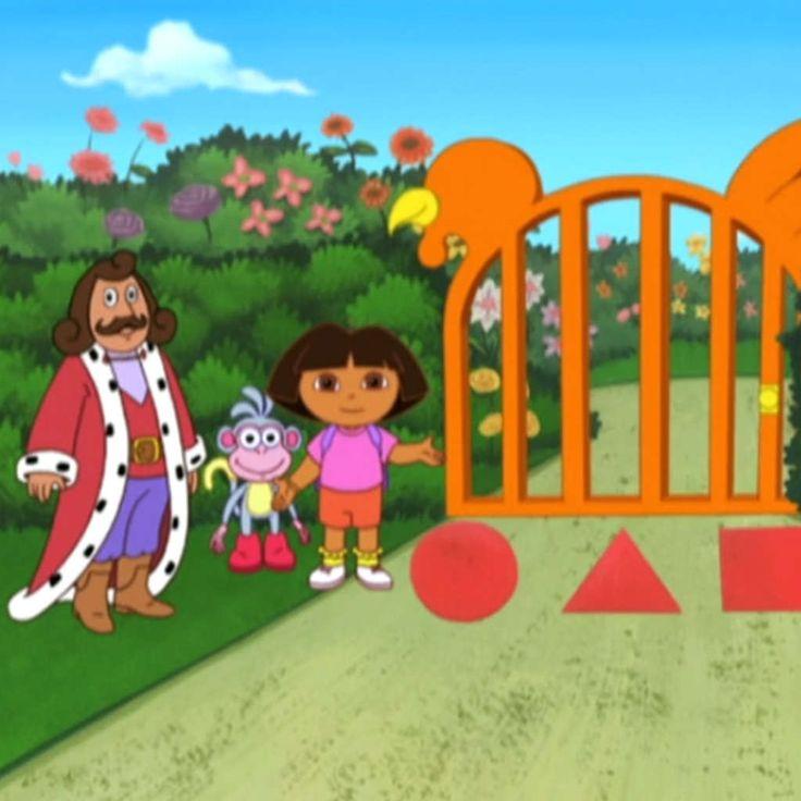 Dora the Explorer Episodes, Games, Videos on Nick Jr.