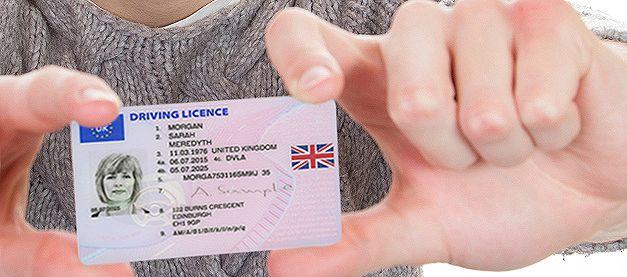 britain driver's license 2016 - Google Search