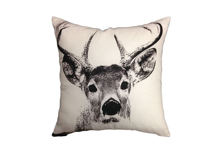 Gift Idea - Deer cushion, under $30 | Super A-Mart