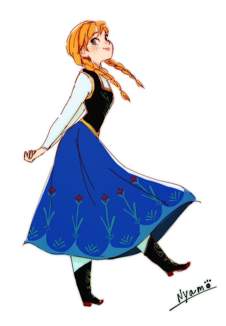 Best 25 anna frozen ideas on pinterest anna in frozen princess anna and frozen pics - Frozen anna disney ...