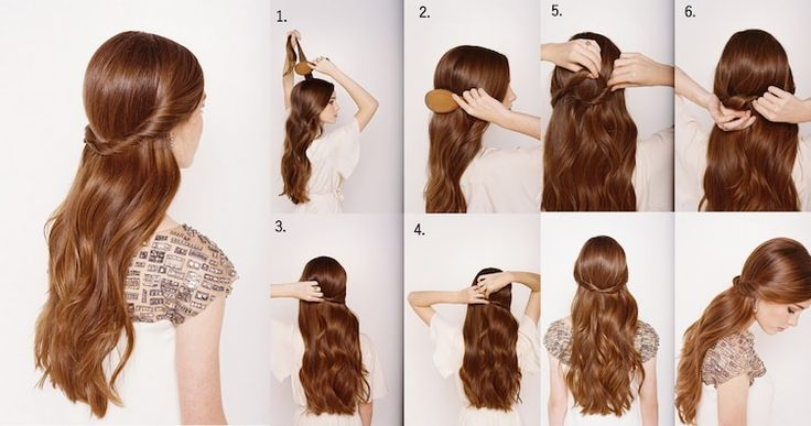 Which one of these hairstyles would you wear on a first date?