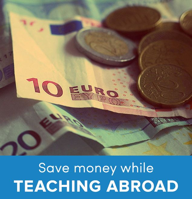 How much can you save teaching English abroad? Read details on what teachers in Japan, China, South Korea, and Spain saved while teaching abroad.