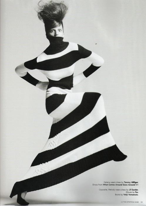 tommy hilfiger dress  I-D: Photo