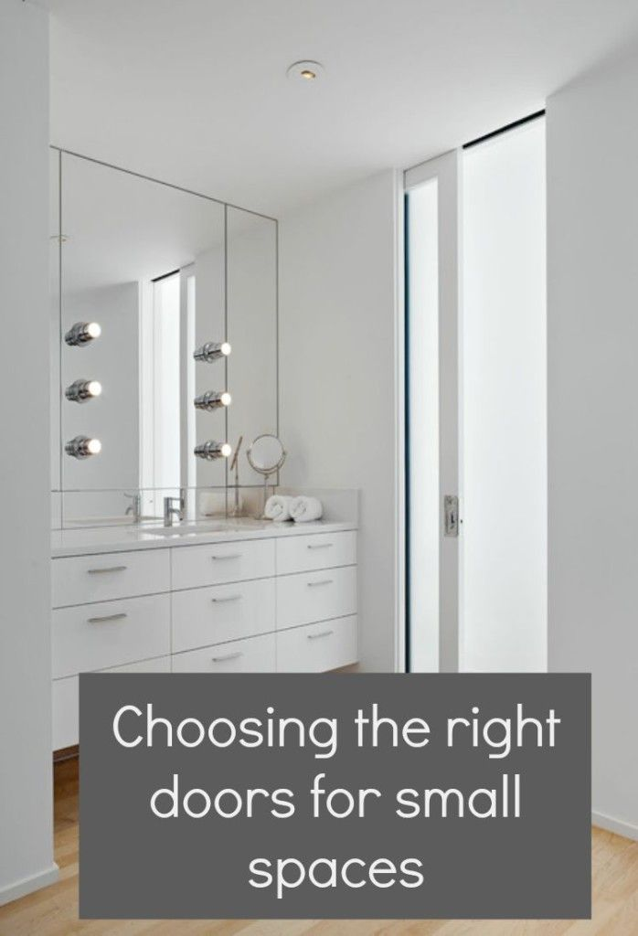 pocket doors are perfect doors for small spaces. Knowing how to maximisie the room in your home can make such a difference to a feeling of space and light. Doors are an important aspect of interior stylising in compact space/ Pocket doors really help give a minimalist decluttered look to a room