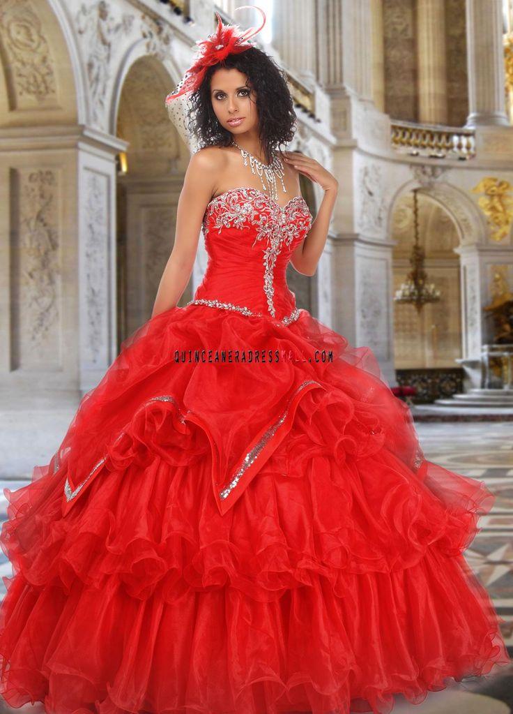 Red Quinceanera Dresses Google Search Arabian Nights