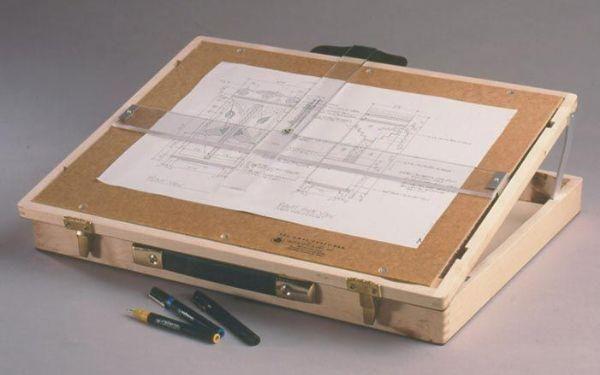 Ames Draft Pak 18X24 Portable Drawing Board