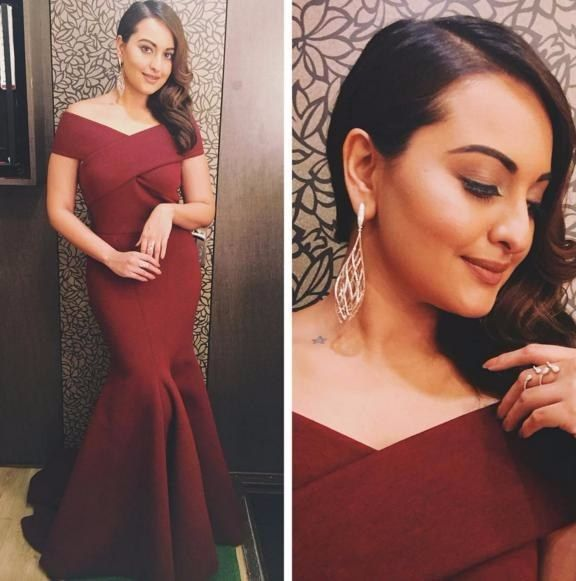 Sonakshi Sinha | 15 Celebrities Who Slayed At The Star Screen Awards