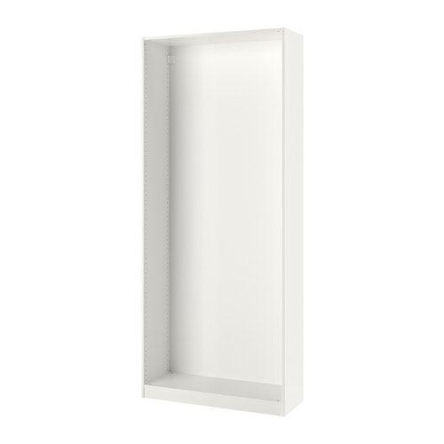 IKEA PAX White, Mehamn Auli Wardrobe Pax wardrobe, Ikea
