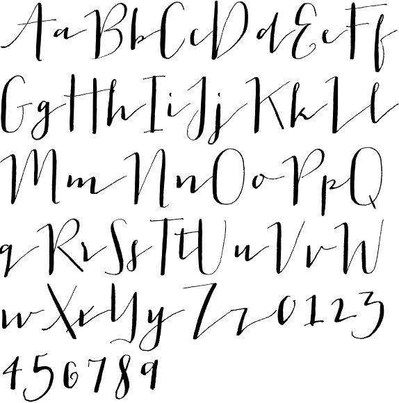 29 Best Images About Fonts On Pinterest Fonts Fonts