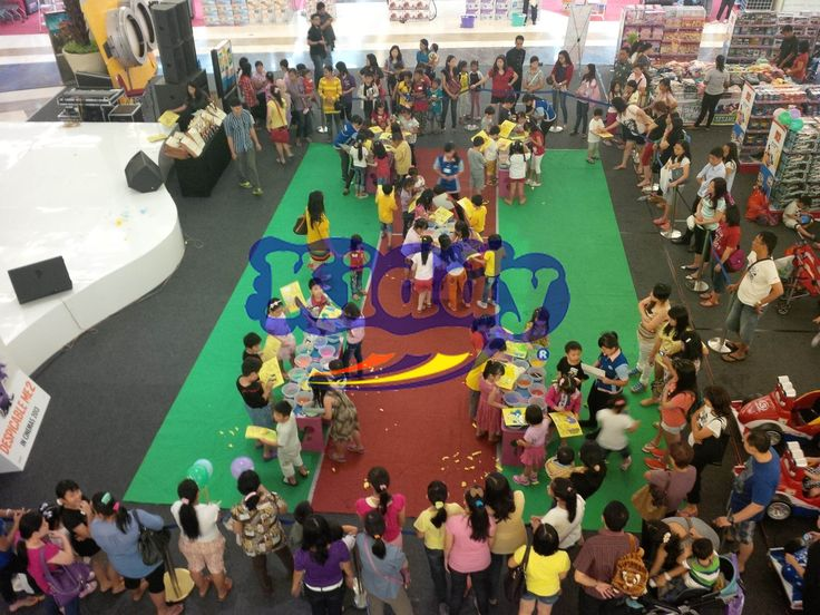 Event Kiddy @Pluit Village Mall