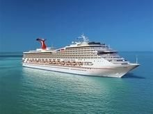Carnival Glory-check out this vessel finder! You can track cruise ships.