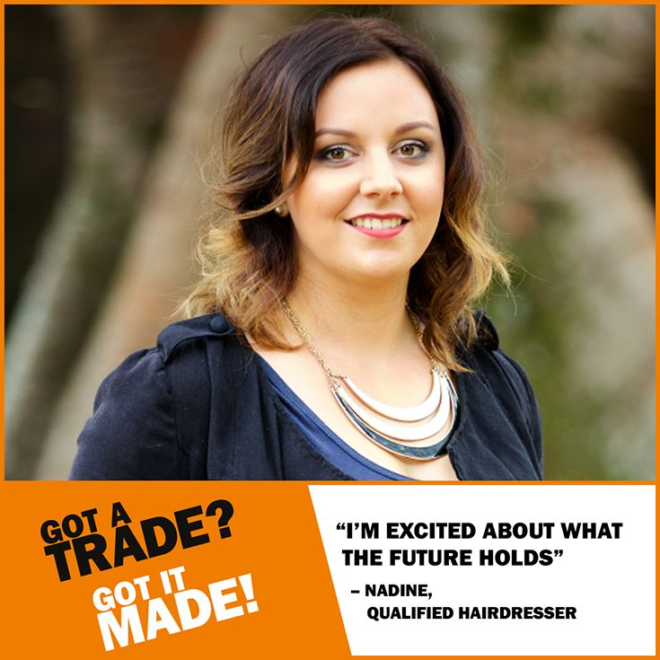 Get excited about your #job and #career prospects. www.gotatrade.co.nz/getatrade #GotATradeWeek
