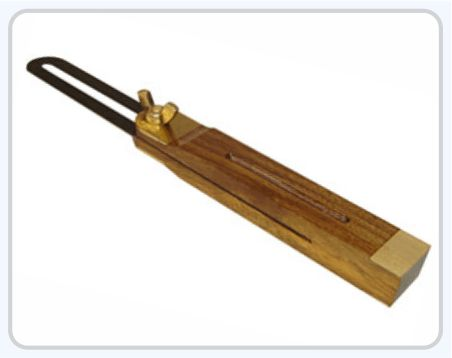 Adjustable Bevel Scale Brass Kit