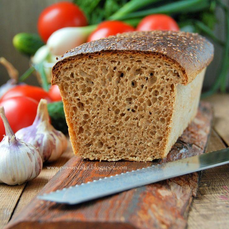 PIN - UP CAKE: Razowy chleb orkiszowy