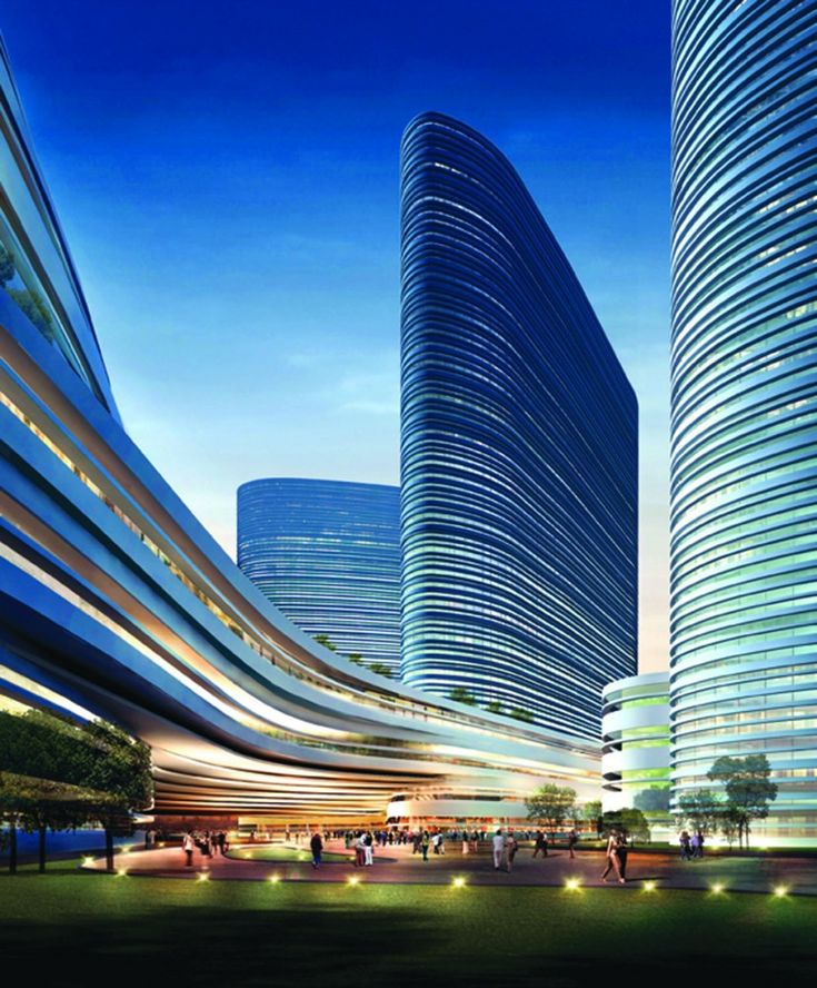 xuzhou suning plaza proposal aedas arch2o parramatta proposal urban office architecturecamera