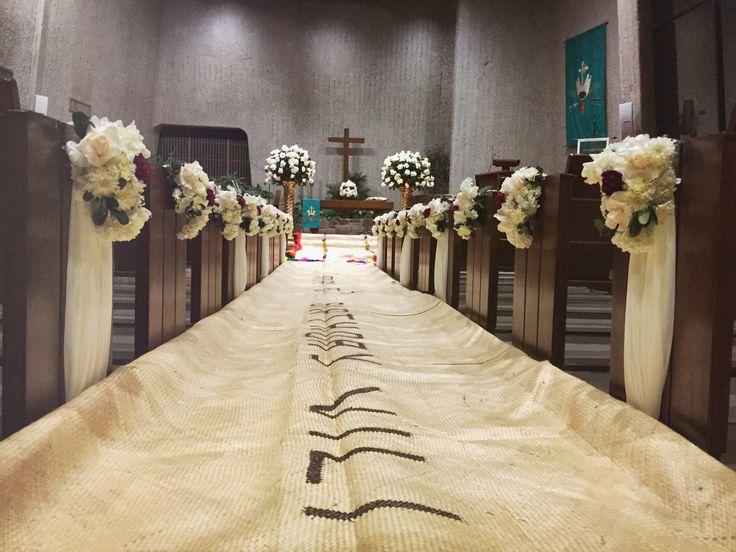 Tongan Weddings: Simple and Elegant