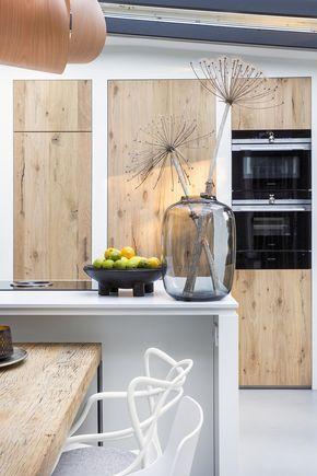 25 beste idee n over interieurontwerp keuken op pinterest droomkeukens modern keukenontwerp for Foto van interieurontwerp