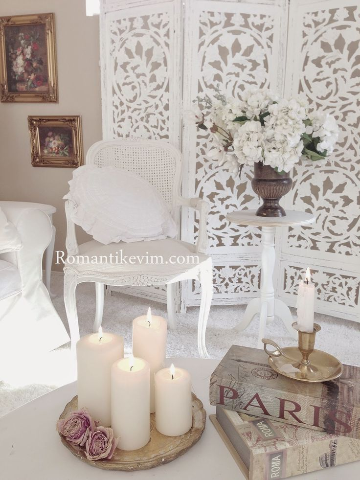 Romantic Homes Decorating: 12425 Best Shabby Chic Crafts And Decorations Diy Images