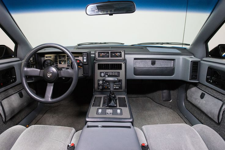 Pontiac Fiero GT | eBay