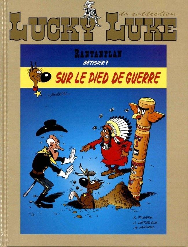 Lucky Luke - La collection (Hachette) -91- Rantanplan - Sur le pied de guerre (Bêtisier 7)