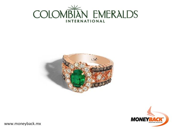 MONEYBACK MEXICO. You can find the best items of fine jewelry in the shopping mall La Isla in Cancun, as well as in Puerto Maya and the Puerto Vallarta airport. Moneyback gives you a tax refund when shopping at COLOMBIAN EMERALDS! #moneyback www.moneyback.mx