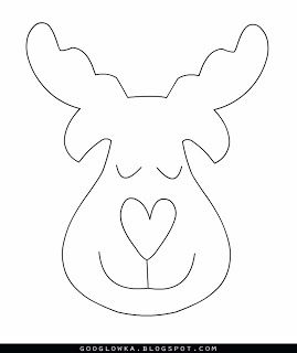 who wants a reindeer pattern? :)