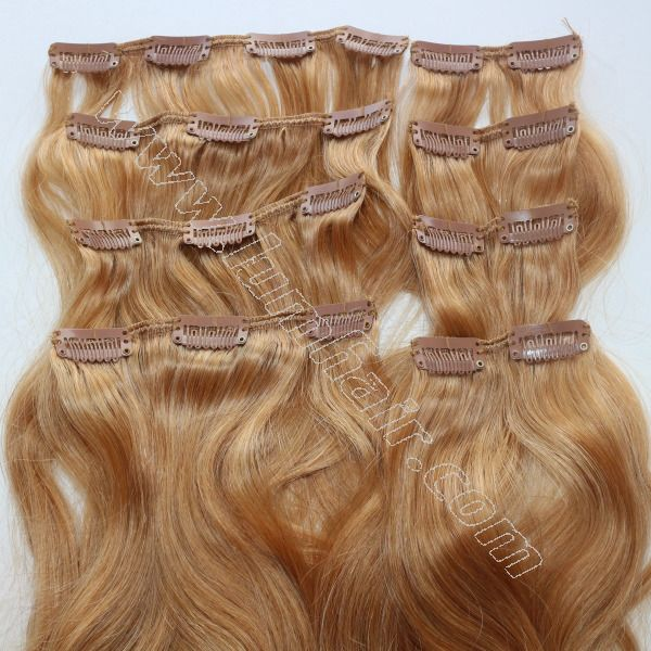 16 Best Cheap Clip In Hair Extensions Colored Hair Extensions