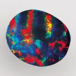 black opal • lithomanthist