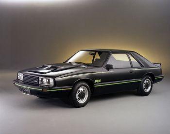 1980 Mercury Capri R/S '10.1979–09.1980