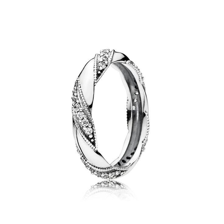 Favori Les 25 meilleures idées de la catégorie Pandora valentines ring  SU61