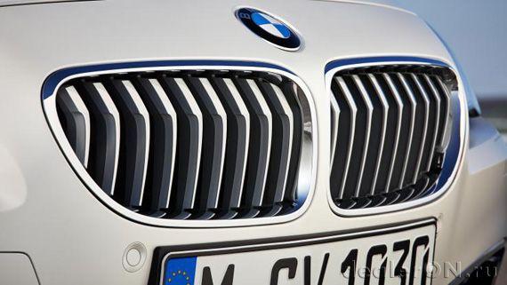 Радиаторная решетка BMW 6-серии / БМВ 6-серии