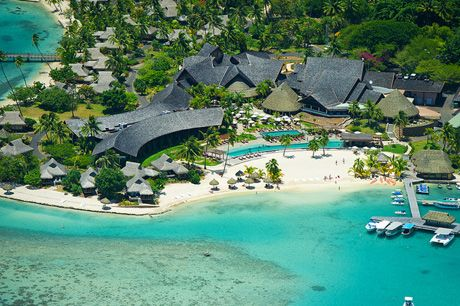 Save 35% with InterContinental in an overwater bungalow!from$2,439*USD per person