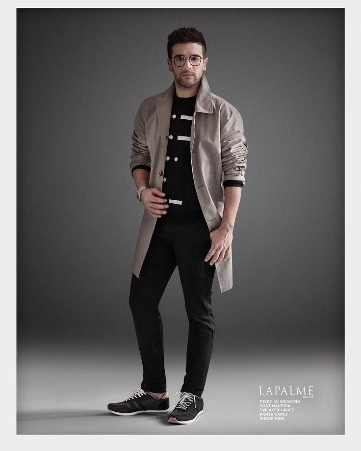 Repost cloganstudios  @barone_piero rocking this awesome look styled by @analilili #pierobarone #christopherlogan #ilvolo #lapalmemagazine #mensfashion #menstyle #haute #fashion #celeb #sexy #italian #opera @cadet @nautica @hm