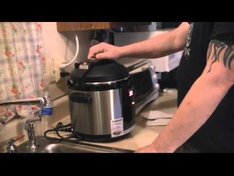 Cuisinart Electric Pressure Cooker Corned Beef and Cabbage