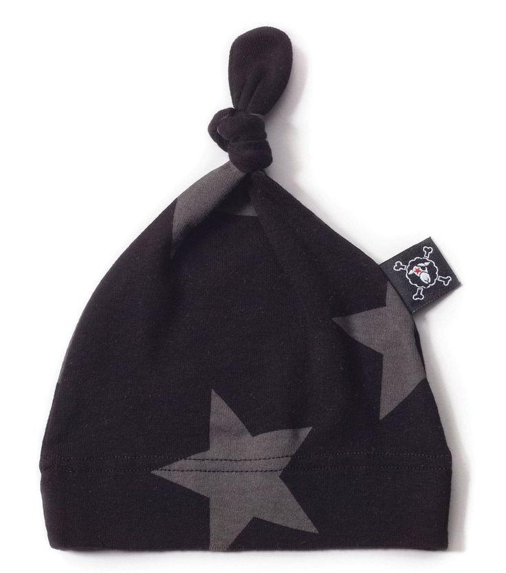 Our Brands :: Nununu :: Star Hat Black -