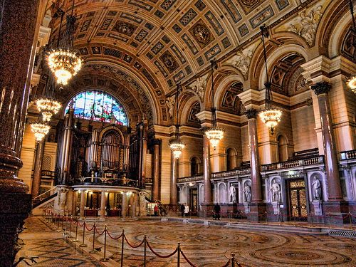 St Georges Hall, Liverpool, by Steve J O'Brien
