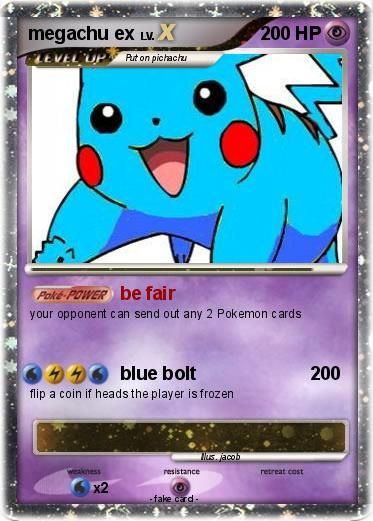 6 Best Images of Printable Pokemon EX Cards To Print ...