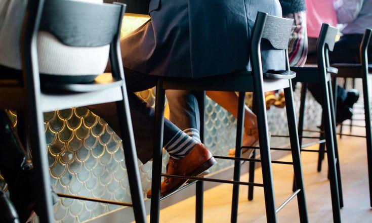 Odettes Eatery | Simon James Design