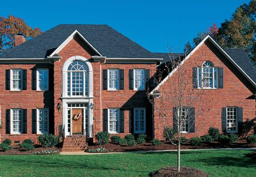 17 best images about siding types on pinterest vinyls for What is brick veneer house