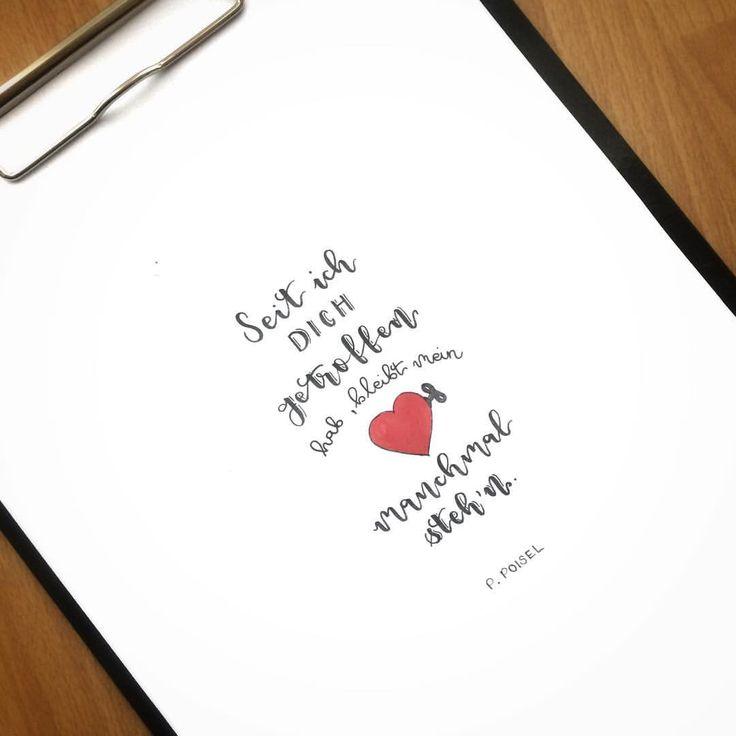 Einen schönen Tag wünsche ich euch! ☀️🌸 #deutschemusikpoeten -#challenge @glueckskind_75 @unakritzolina @deutschelyrik #lettering #letteringchallenge #letteringpractice #letteringlove #ilovelettering #handlettering #handlettered #inspiration #moderncalligraphy #calligraphy #brushpencalligraphy #calligraphypractice #typography #brushpenlettering #instatype #philipppoisel #music #musiclettering #lyrics #wofängtderhimmelan #projektseerosenteich #songlettering