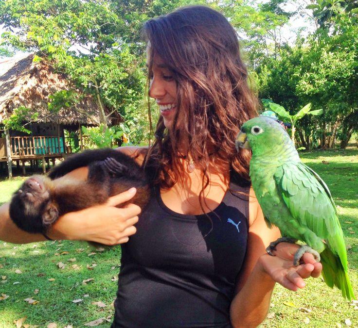 La aventura de mi vida. El viaje que comenzó en Iquitos con destino al Monte Roraima. Esta es sólo la primera parte de mi travesía por el Amazonas.