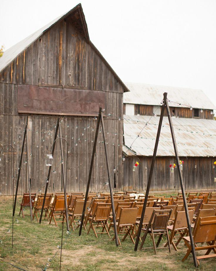 WunderRosa Winery Wedding, Nebraska barn wedding