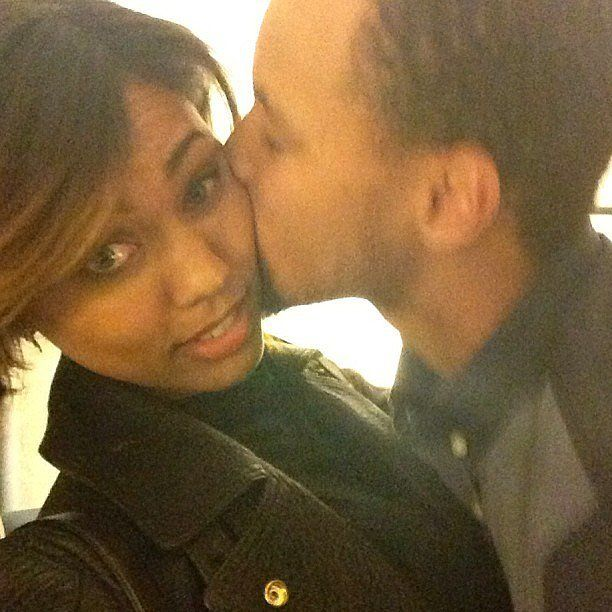 Cute Pictures of Stephen Curry and His Wife, Ayesha | POPSUGAR Celebrity Photo 14
